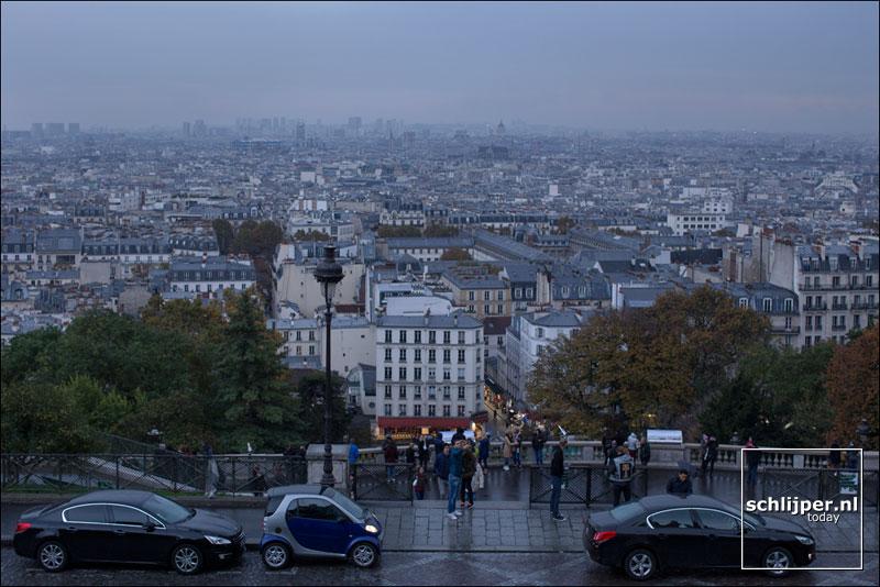 Nederland, Parijs, 4 november 2016