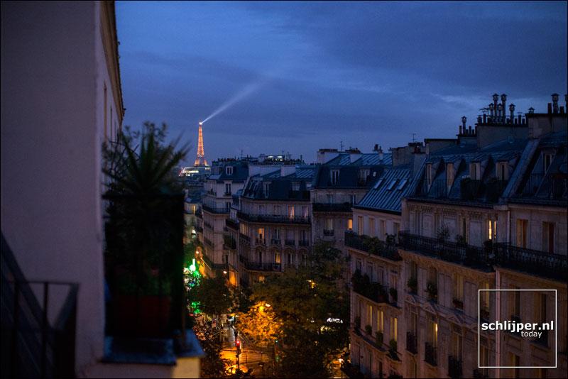 Frankrijk, Parijs, 4 november 2016