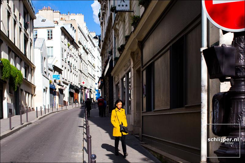 Frankrijk, Parijs, 6 november 2016