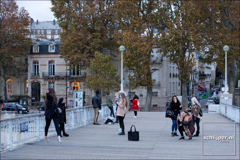 Frankrijk, Parijs, 8 november 2016