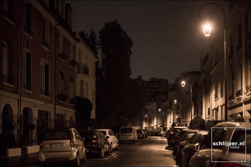 Frankrijk, Boulogne-Billancourt, 9 november 2016
