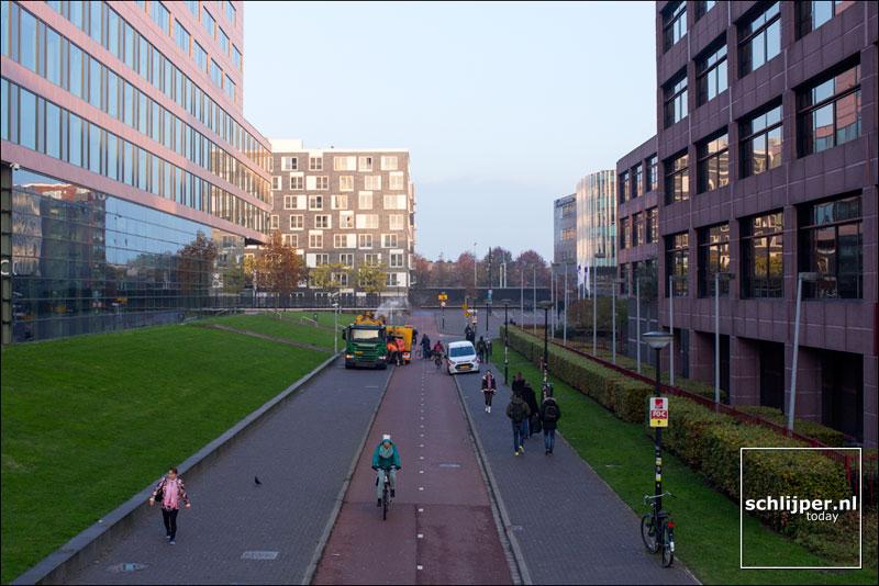 Nederland, Amsterdam, 11 november 2016