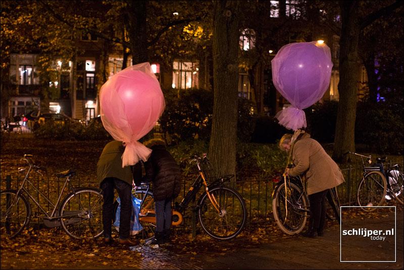 Nederland, Amsterdam, 13 november 2016