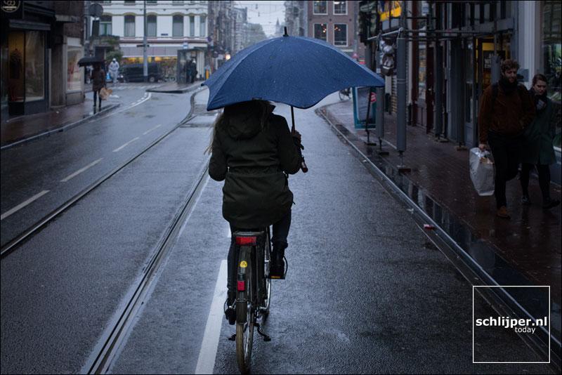 Nederland, Amsterdam, 14 november 2016