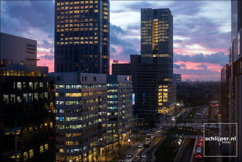 Nederland, Rotterdam, 16 november 2016