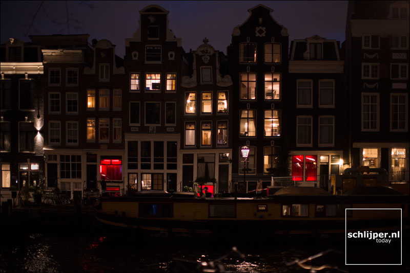 Nederland, Amsterdam, 20 november 2016