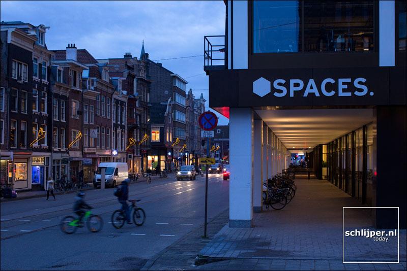 Nederland, Amsterdam, 23 november 2016