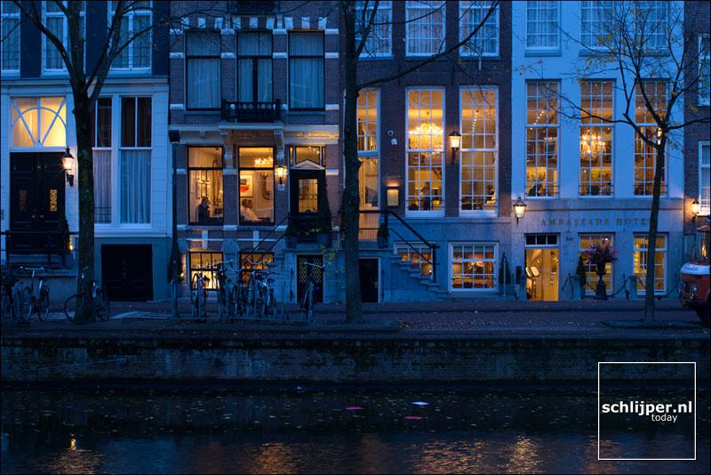 Nederland, Amsterdam, 24 november 2016