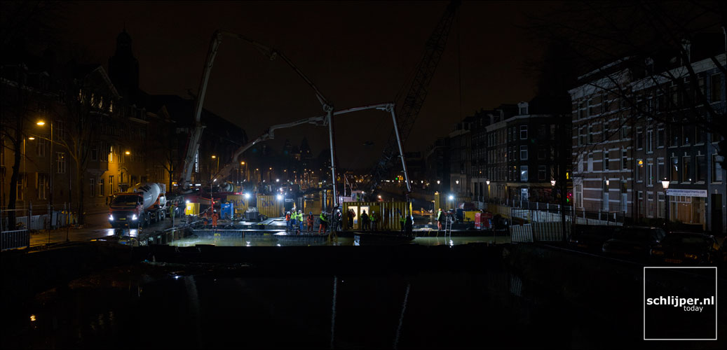 Nederland, Amsterdam, 9 december 2016