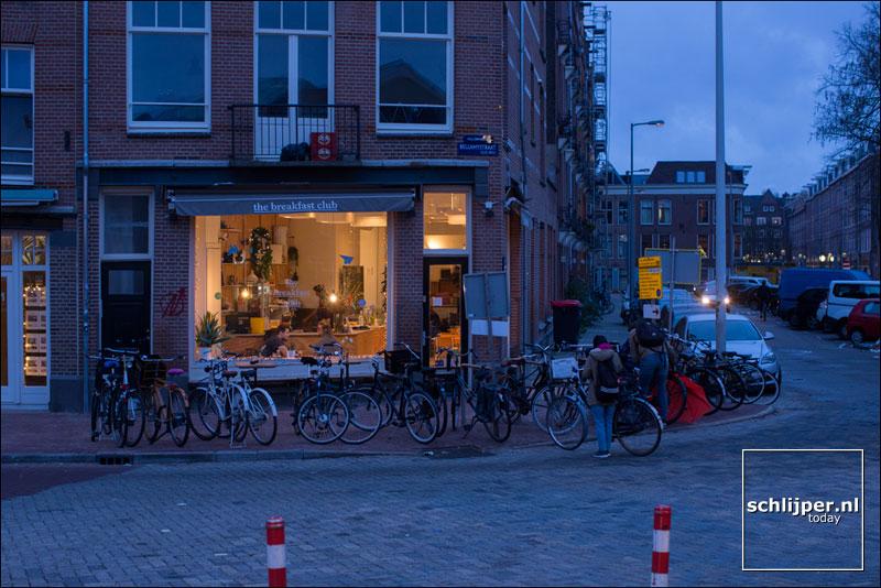 Nederland, Amsterdam, 11 december 2016
