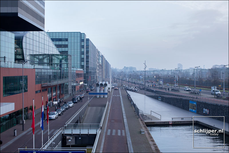 Nederland, Amsterdam, 12 december 2016