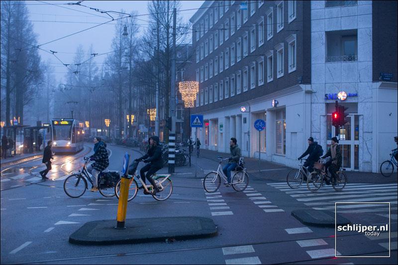 Nederland, Amsterdam, 14 december 2016