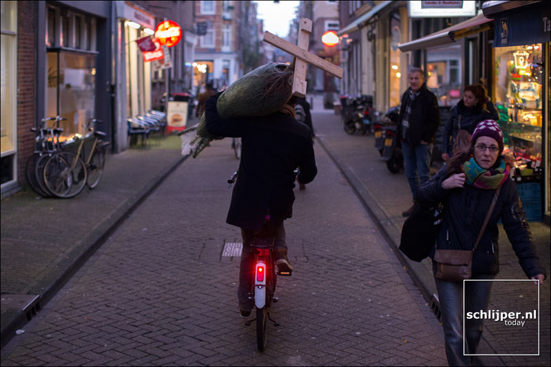 Nederland, Amsterdam, 16 december 2016