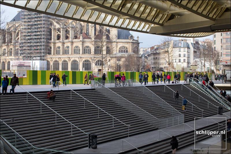 Frankrijk, Parijs, 21 december 2016