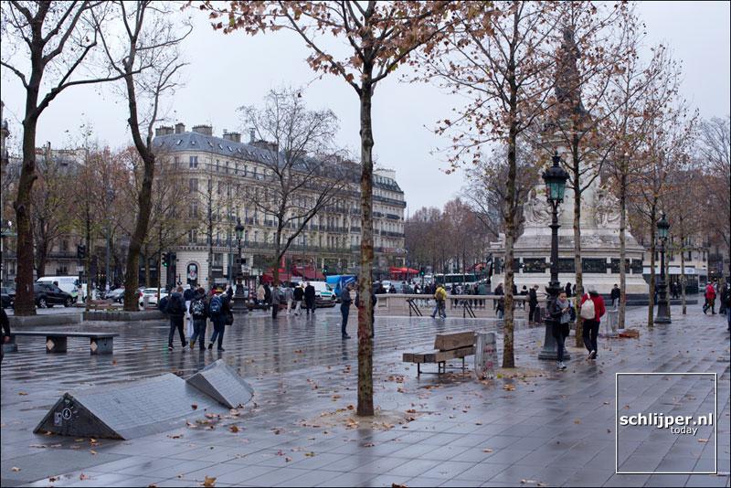 Frankrijk, Parijs, 22 december 2016