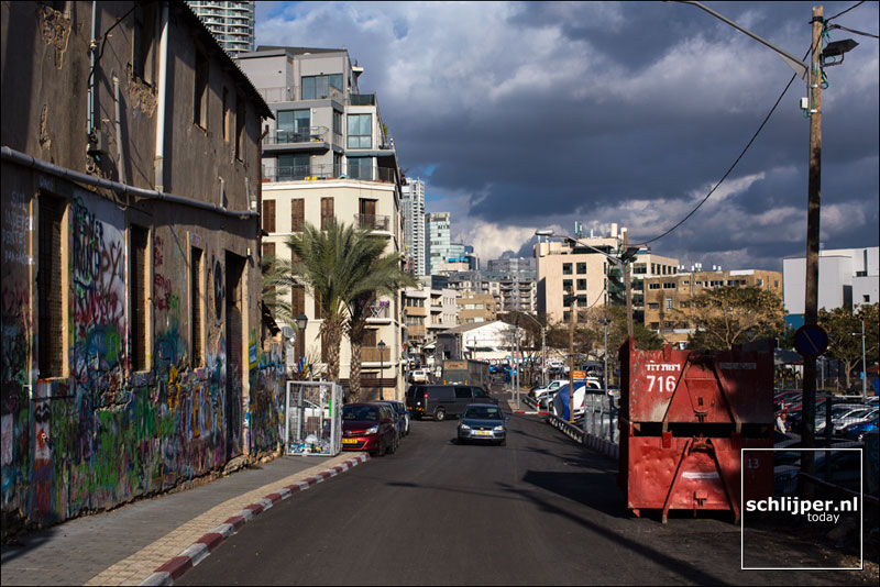 Israel, Tel Aviv, 3 januari 2017