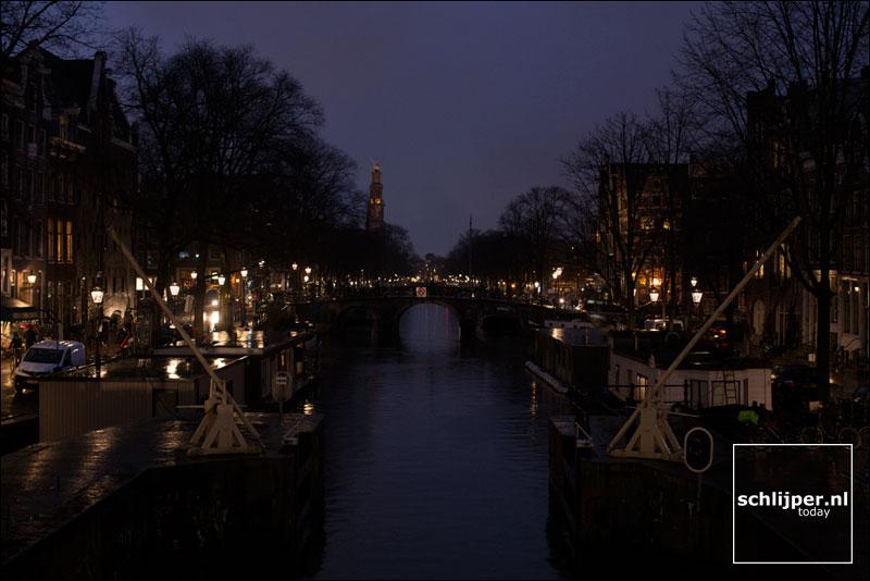 Nederland, Amsterdam, 12 januari 2017