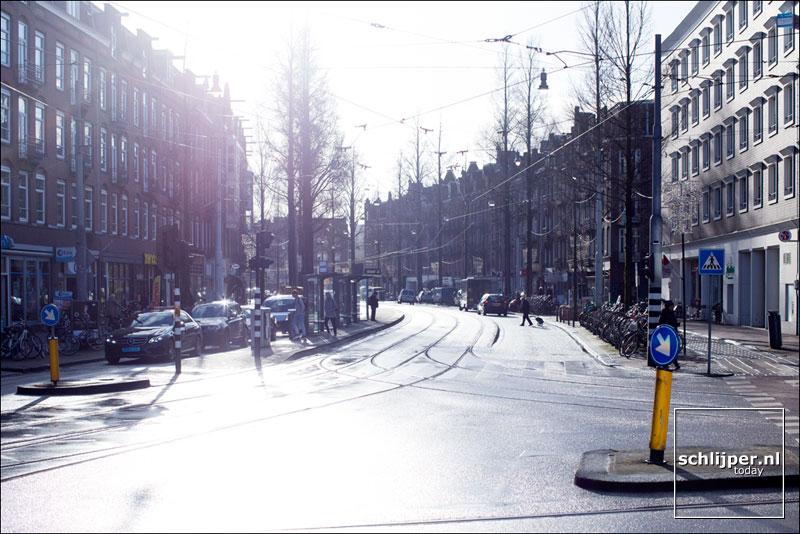 Nederland, Amsterdam, 13 januari 2017