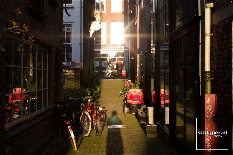 Nederland, Amsterdam, 16 januari 2017