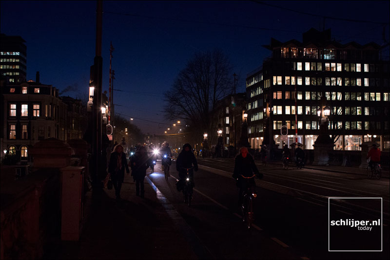 Nederland, Amsterdam, 17 januari 2017