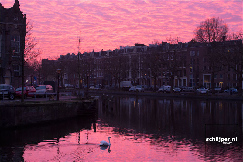 Nederland, Amsterdam, 18 januari 2017
