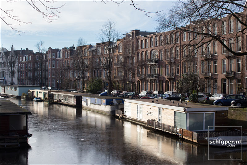 Nederland, Amsterdam, 20 januari 2017