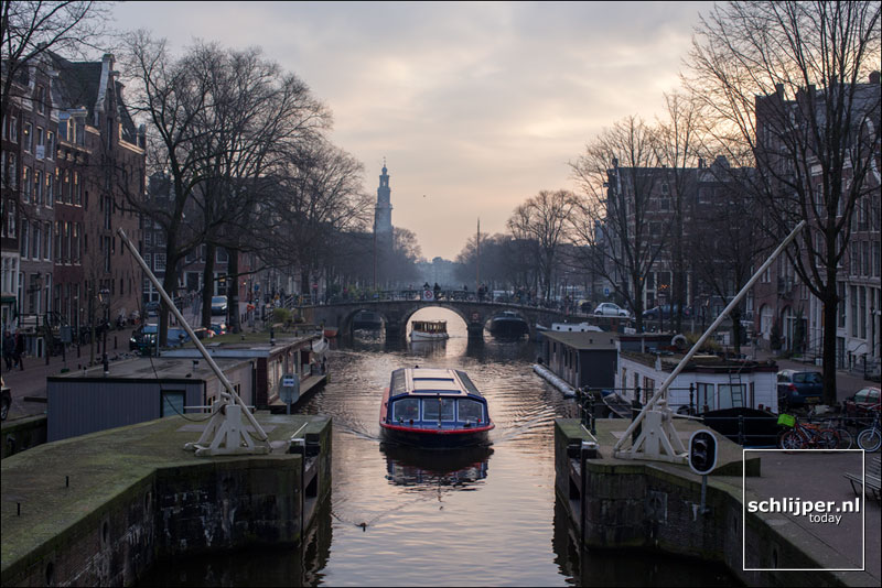 Nederland, Amsterdam, 22 januari 2017