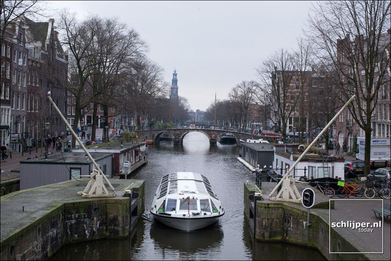 Nederland, Amsterdam, 29 januari 2017