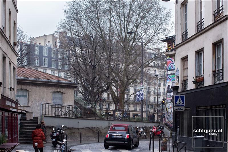 Frankrijk, Parijs, 31 januari 2017