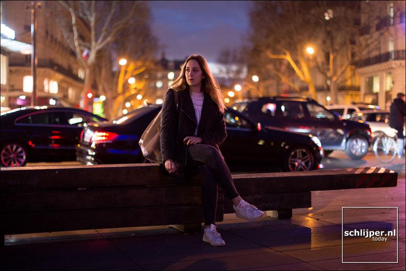 Frankrijk, Parijs, 1 februari 2017