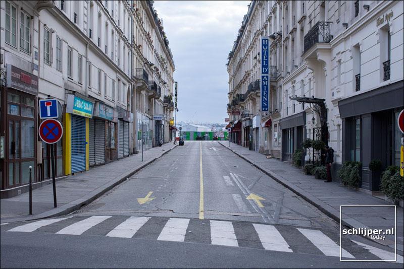 Frankrijk, Parijs, 2 februari 2017