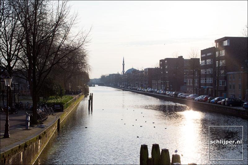 Nederland, Amsterdam, 2 februari 2017
