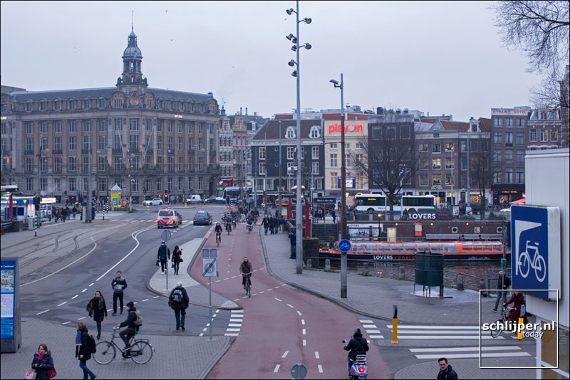 Nederland, Amsterdam, 6 februari 2017