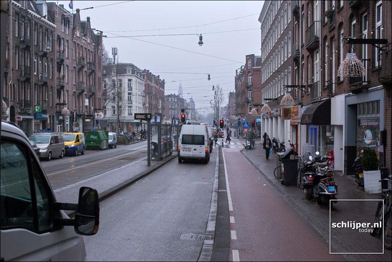 Nederland, Amsterdam, 7 februari 2017