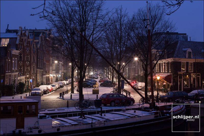 Nederland, Amsterdam, 10 februari 2017