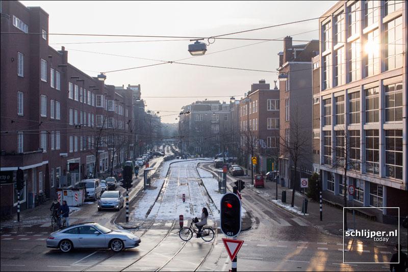 Nederland, Amsterdam, 12 februari 2017