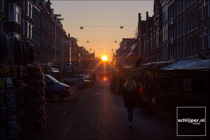 Nederland, Amsterdam, 13 februari 2017