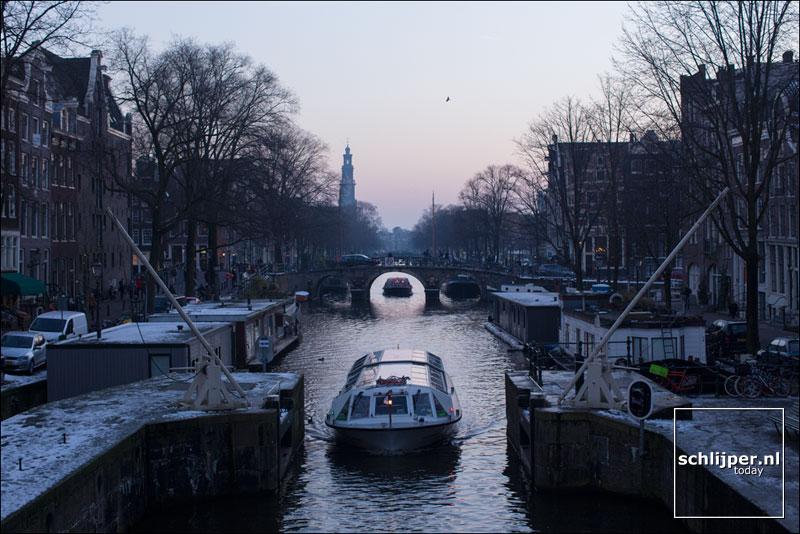 Nederland, Amsterdam, 11 februari 2017