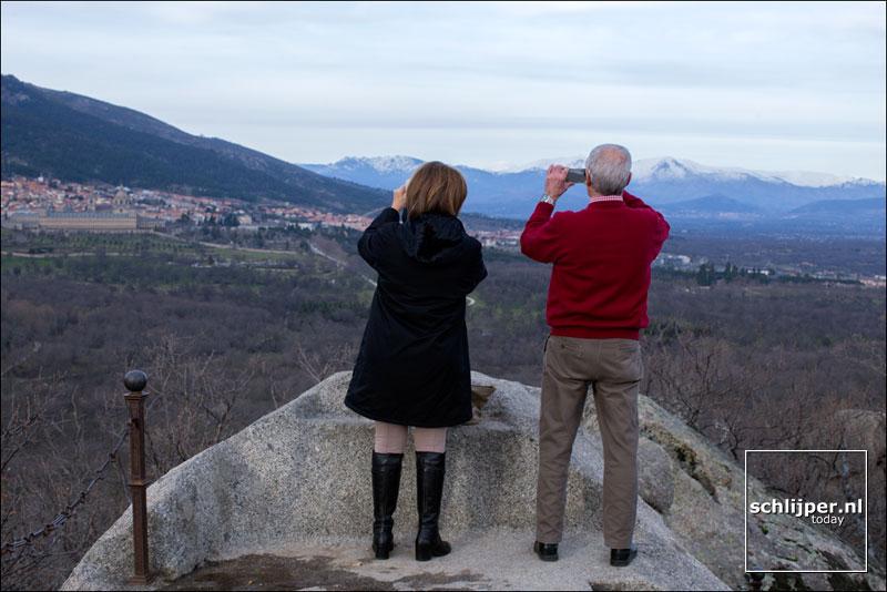 Spanje, Silla de Felippe II, 15 februari 2017
