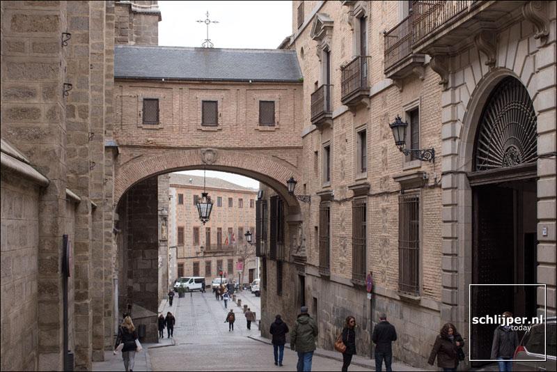 Spanje, Toledo, 16 februari 2017
