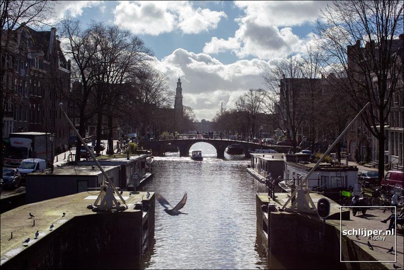 Nederland, Amsterdam, 24 februari 2017