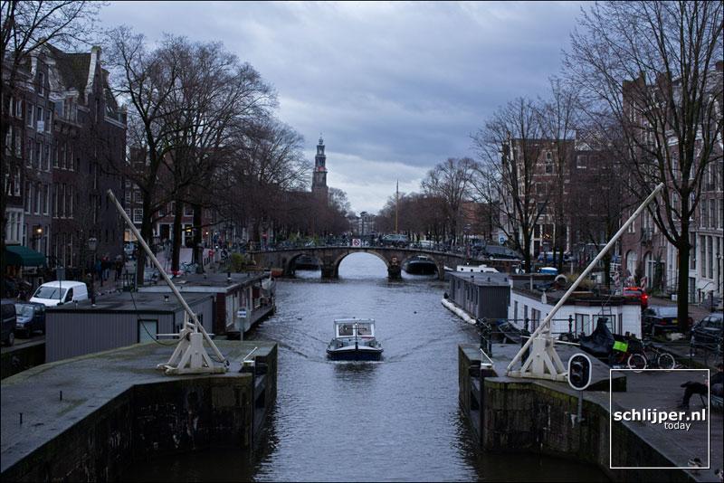 Nederland, Amsterdam, 27 februari 2017