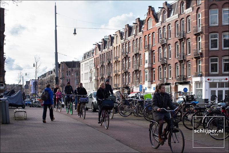 Nederland, Amsterdam, 1 maart 2017