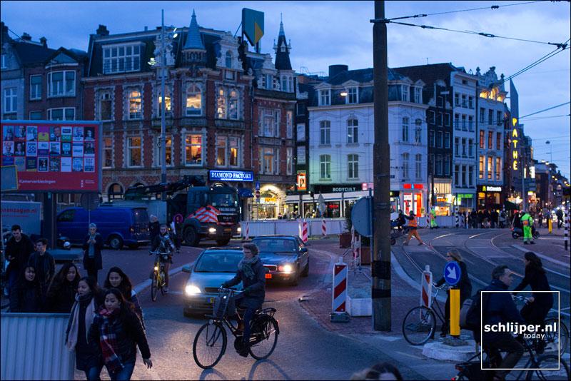 Nederland, Amsterdam, 3 maart 2017