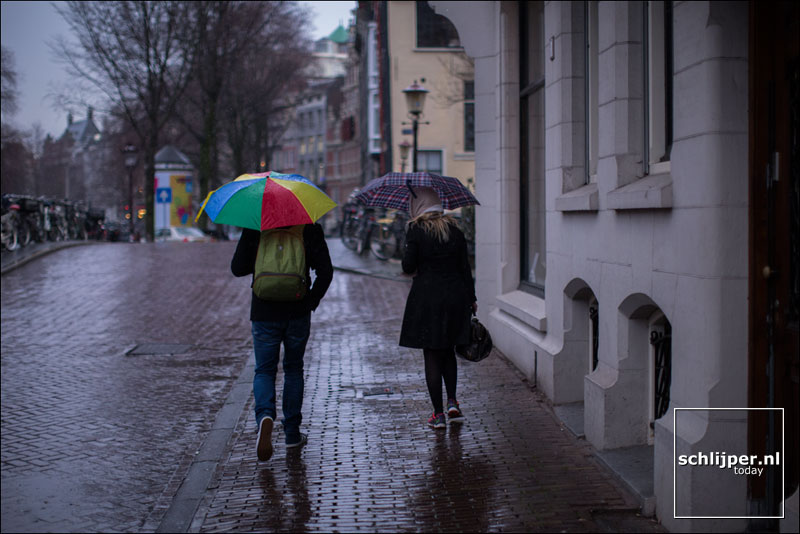 Nederland, Amsterdam, 6 maart 2017
