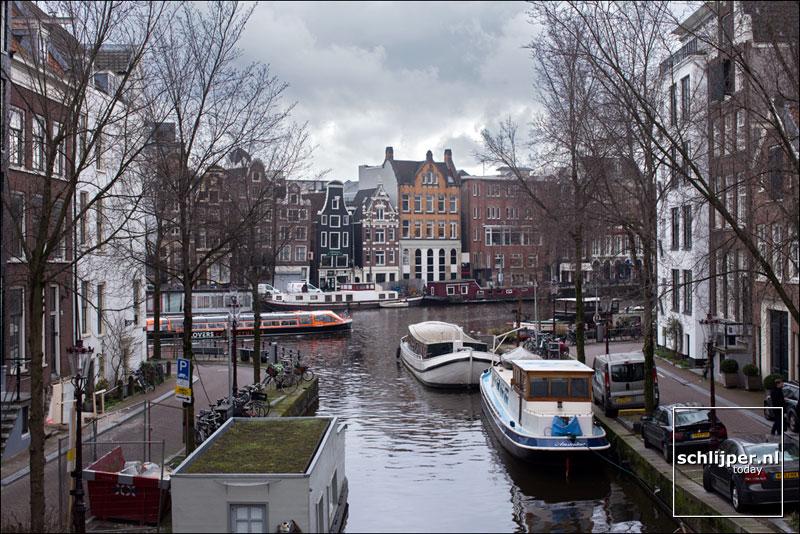 Nederland, Amsterdam, 7 maart 2017