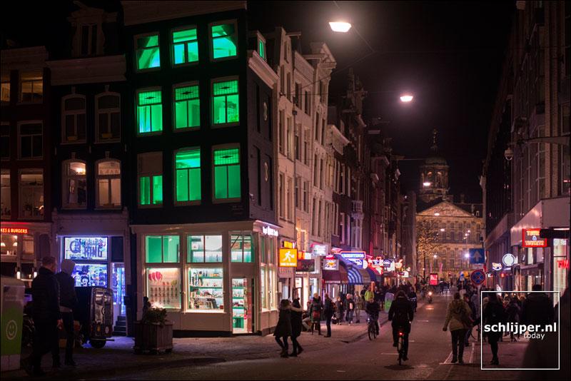 Nederland, Amsterdam, 8 maart 2017