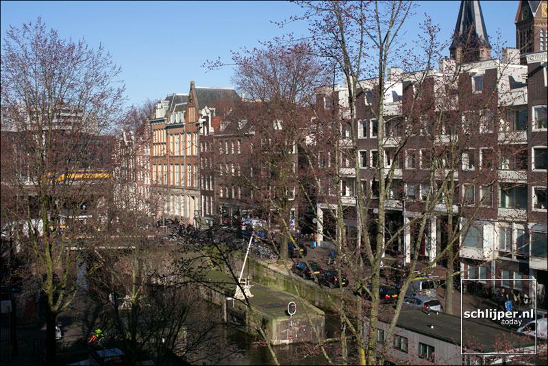 Nederland, Amsterdam, 9 maart 2017