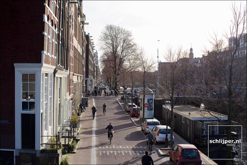 Nederland, Amsterdam, 13 maart 2017