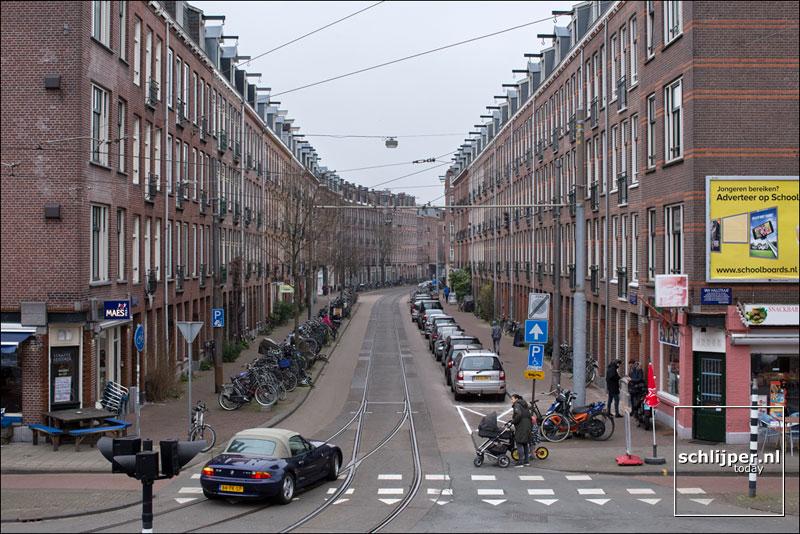 Nederland, Amsterdam, 14 maart 2017